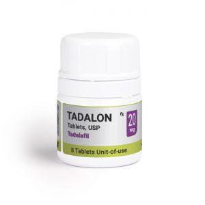 Tadalon T-ON, Циалис, Тадалафил