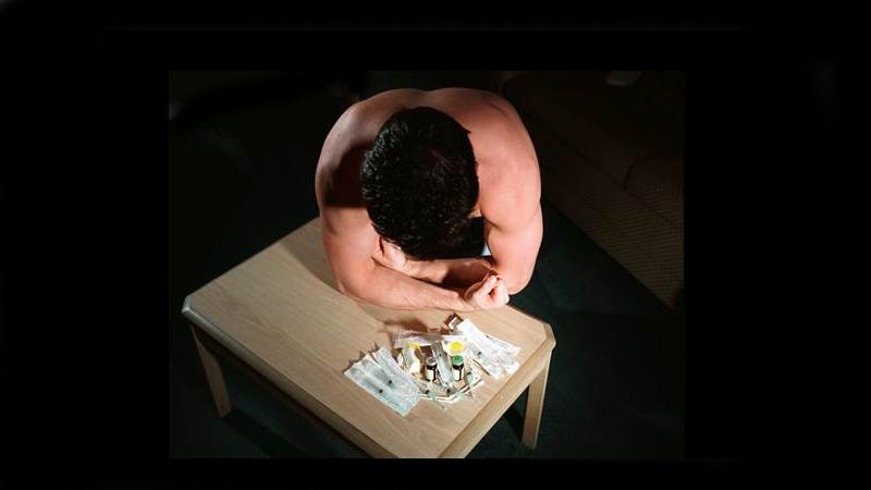 Поражения върху мозъка след употреба на стероиди