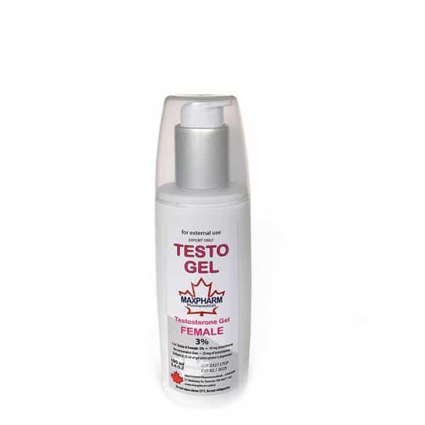 Тестогел за жени - Фитнес аптека
